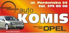 Autokomis - Bydgoszcz - OPEL-KOMIS