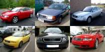 używane samochody marki Audi - ogłoszenia sprzedaży