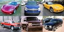 używane samochody marki Chevrolet - ogłoszenia sprzedaży