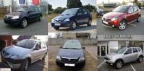 używane samochody marki Dacia - ogłoszenia sprzedaży