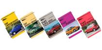 Książki o samochodach marki Fiat