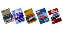Książki o samochodach marki Ford