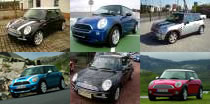 używane samochody marki Mini - ogłoszenia sprzedaży
