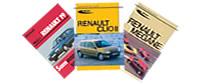 Książki o samochodach marki Renault