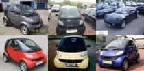 używane samochody marki Smart - ogłoszenia sprzedaży