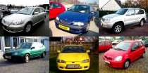 używane samochody marki Toyota - ogłoszenia sprzedaży
