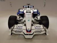 BMW Sauber F1.08 - nowy bolid Roberta Kubicy