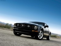 2008 Ford Mustang V6 - Pony Package