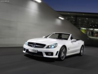 Mercedes-Benz SL 63 AMG Limited Edition IWC
