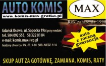 logo komisu autokomismax2