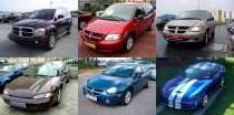 używane samochody marki Dodge - ogłoszenia sprzedaży