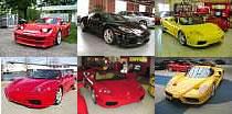 używane samochody marki Ferrari - ogłoszenia sprzedaży