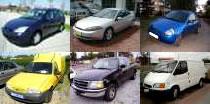 używane samochody marki Ford - ogłoszenia sprzedaży