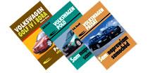 Książki o samochodach marki Volkswagen