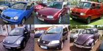 używane samochody marki Volkswagen - ogłoszenia sprzedaży